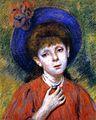 The Purple Hat by Federico Zandomeneghi.jpg