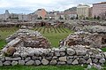 The Roman Baths of Ancyra, constructed in the third century during the reign of Roman Emperor Caracalla by a wealthy citizen of Ancyra called Tiberius Julius Justus Junianus, Ankara, Turkey (26031282700).jpg