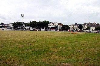 Bideford A.F.C. - The Sports Ground