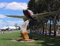 The Sugar Bird Memorial plane at Jandakot Airport.jpg