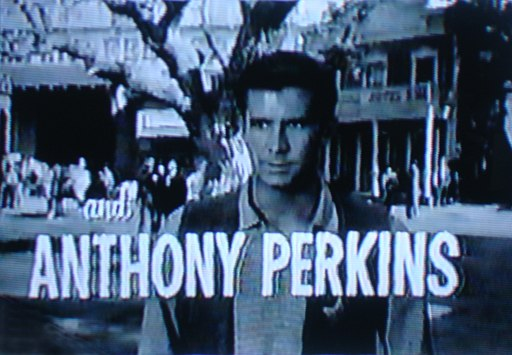 The Tin Star Anthony Perkins 2