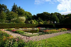 Dunvegan Castle - Image: The Walled Garden, Dunvegan Castle