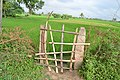 The gate for the paddy field.JPG
