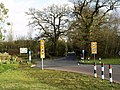 The minor road from the A320 to Jacob's Well - geograph.org.uk - 713294.jpg