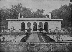Nawabs of Bengal and Murshidabad - Tomb of Siraj-ud-Daulah at Khushbagh