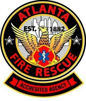 Atlanta Fire Rescue Department - Image: The patch of Atlanta Fire rescue Department 2014 04 19 11 50