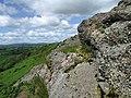 The rocks of Lyth Hill - geograph.org.uk - 1322743.jpg