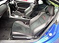 The seat of Subaru BRZ S (DBA-ZC6) with optional parts.jpg