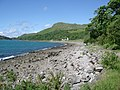 The shore at Inverie Bay - geograph.org.uk - 185952.jpg