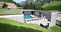 Therme Vals outdoor pool, Vals, Graubünden, Switzerland - 20090809.jpg