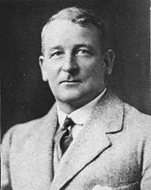 Thomas Burnett (New Zealand politician) - Thomas Burnett in 1935