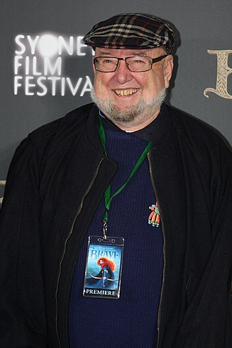 Thomas Keneally - Keneally at the premiere of the film Brave at the Sydney Film Festival on 11 June 2012