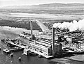 Thomas Playford Power Station at Port Augusta, South Australia, about 1962 (SLSA B 48544).jpg