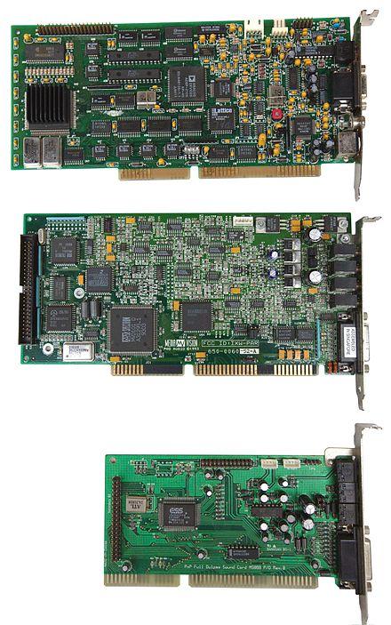 Acer YAMAHA OPL3-SA Sound Blaster Playback System 64 BIT
