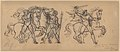 Three Warriors and Their Horses, Study for a Bas Relief Sculpture in the Chateau de Tervueren MET DP216721.jpg