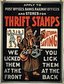 Thrift stamp advertisement, Canada, 1914.jpg