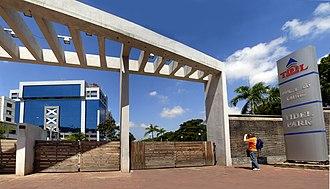 TIDEL Park - Entrance of the TIDEL Park