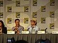 Tiffani Thiessen, Tim DeKay & Matt Bomer (4847833052).jpg