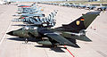 Tiger Meet aircraft at Buckley AFB 2003.JPEG