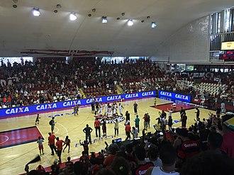 Flamengo Basketball - Ginásio Álvaro Vieira Lima