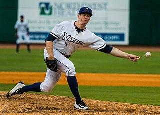 Tim Hill (baseball) American baseball player
