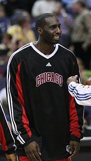 Tim Thomas (basketball) American basketball player (born 1977)