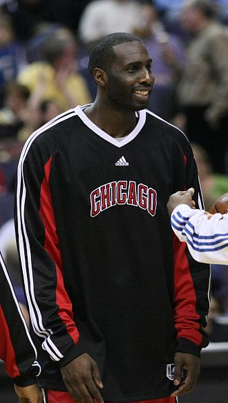 Tim Thomas (basketball) - Image: Tim Thomas