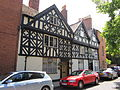 Timber-framed buildings, Dinham, Ludlow - IMG 0208.JPG