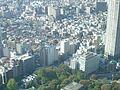Tokyo, Shinjuku. Городская застройка - panoramio.jpg