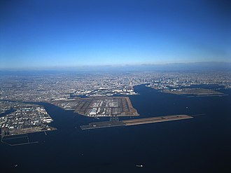 Haneda Airport - Haneda Airport (December 2011)