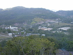Panoramic View of Tomalà