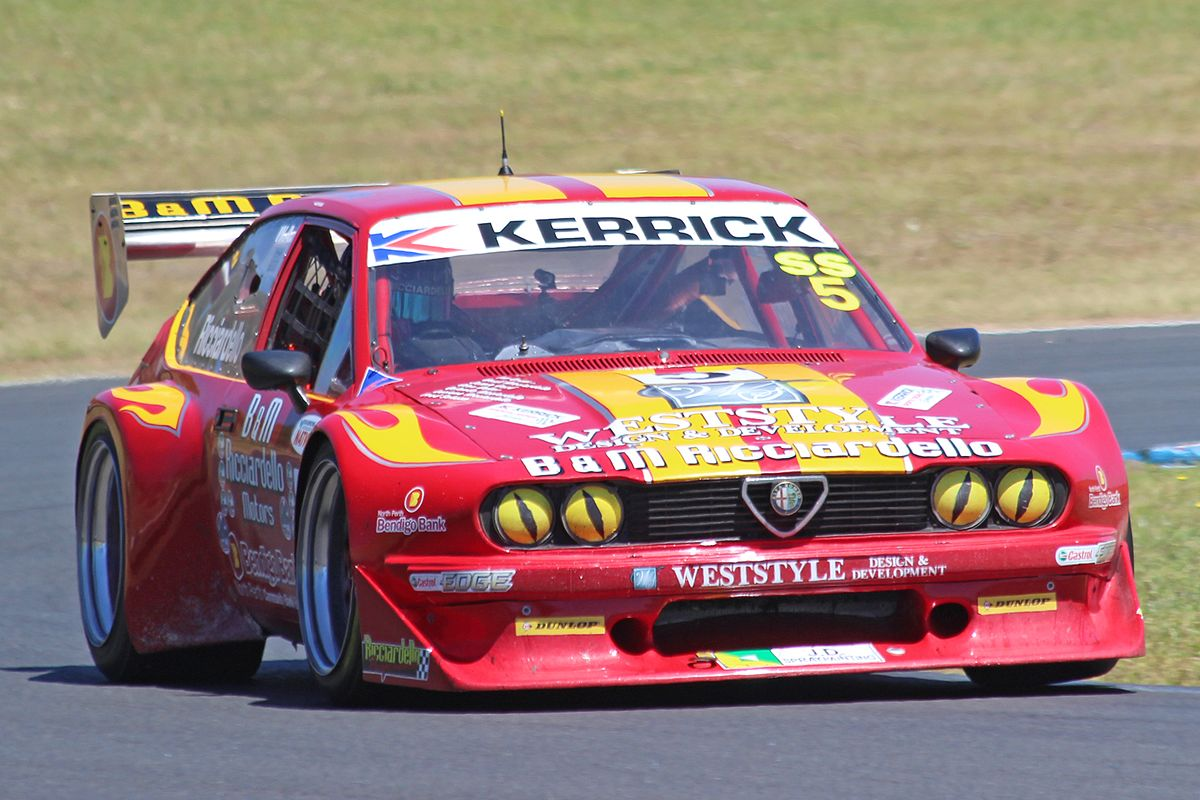 Racing In Car >> 2014 Kerrick Sports Sedan Series - Wikipedia