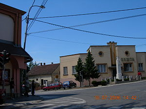 Topola - Image: Topola (post office)