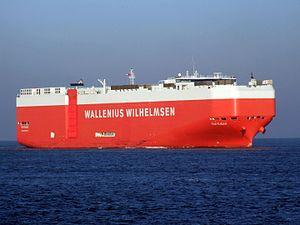 Wilh. Wilhelmsen - Image: Tortugas IMO 9319765 photo 1