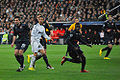 Toulalan Ronaldo Cissokho Madrid-Lyon 20100310 231217.jpg