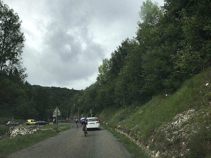 Tour de l'Ain 2017 - étape 3.