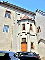 Tourelle d'angle de l'ancienne abbaye.de Masevaux.jpg