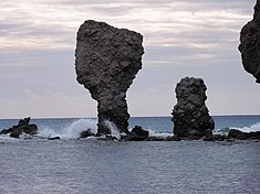 Tourkos rock, Lemnos.JPG