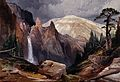 Tower Falls and and sulphur mountain, Yellowstone National P Wellcome V0025227.jpg