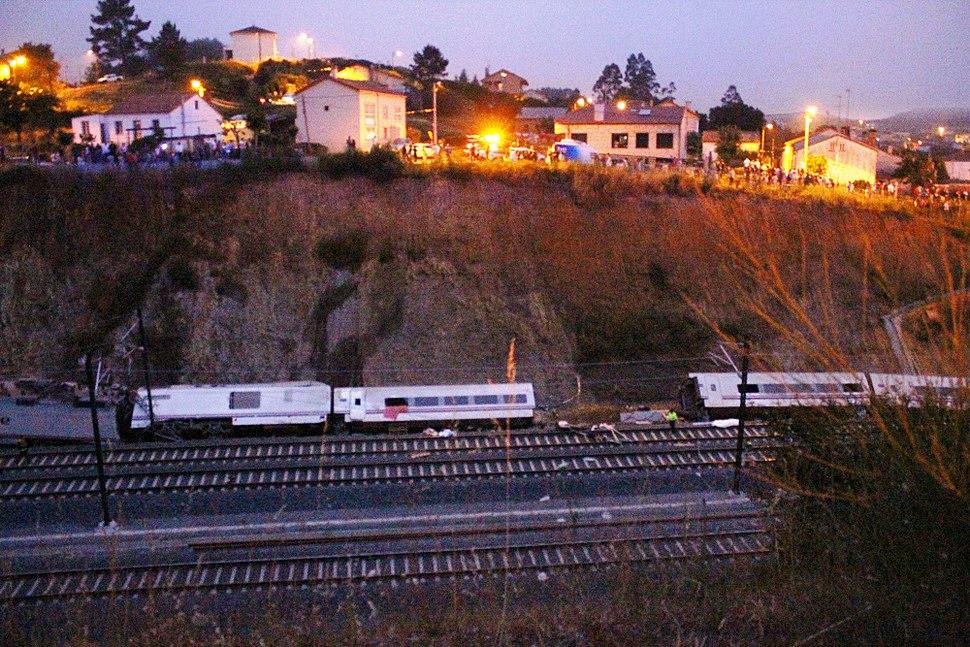 Tragedia en Santiago de Compostela (c)