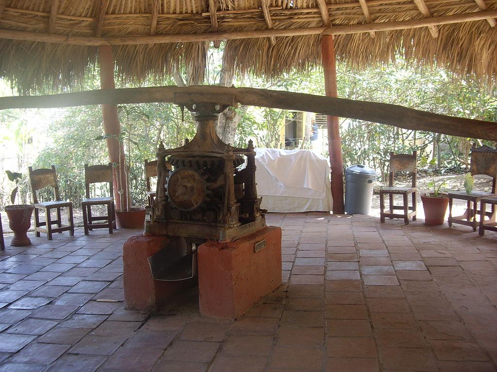 Trapiche del Ingenio de Manacas-Iznaga