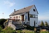 Traunstein Naturfreundehütte.JPG