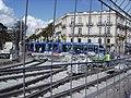 Travaux ligne 2 tramway Montpellier.JPG