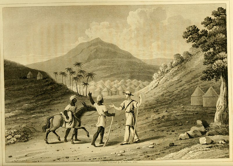 File:Travels in the interior of Africa, to the sources of the Senegal and Gambia; performed by command of the French Government, in the year 1818 (1820) (14741005026).jpg