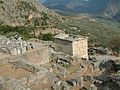 Treasury of Athenians at Delphi, Dlf471.jpg
