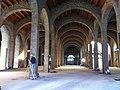 Treballs de restauració Drassanes Reials de Barcelona (10).JPG