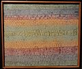 Tree Nursery, Paul Klee, 1929, oil on incised gesso on canvas - Phillips Collection - DSC04894.JPG