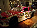 Trevor Bayne - Wood Brothers 2011 Daytona 500 Ford.JPG