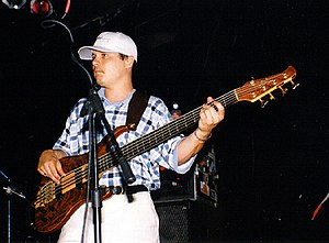 Mr. Bungle - Trevor Dunn in concert supporting California