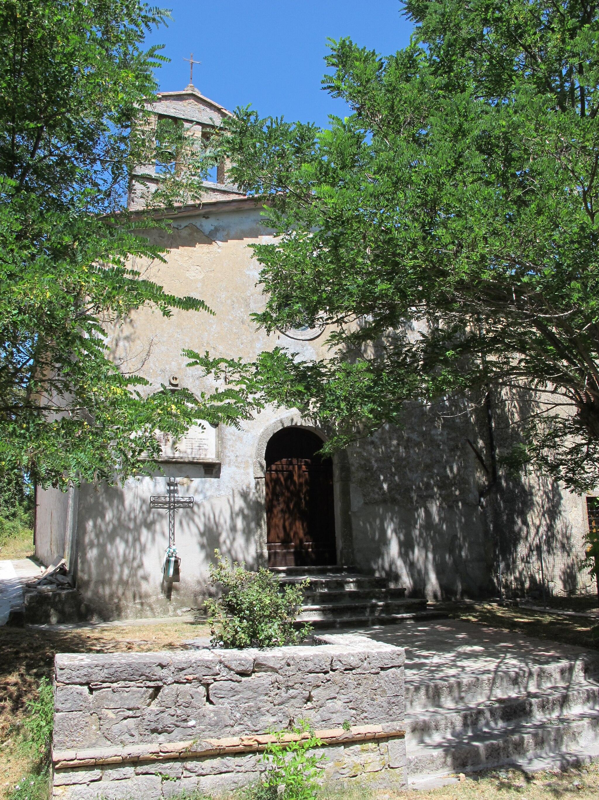 Triana, chiesa di San Bernardino